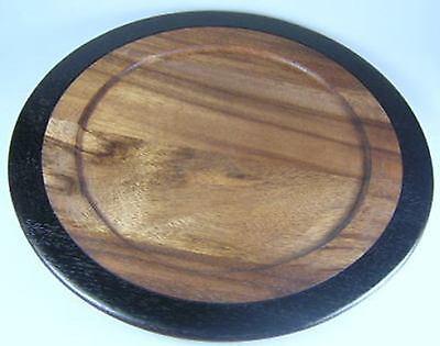 Noritake Wood - Noritake Kona Wood Charger 13