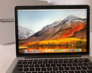 MacBook Pro Retina 13in (early 2015) - 256GB SSD