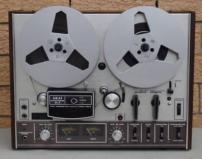 Akai 4000 DS MkII Stereo Reel To Reel Tape Recorder