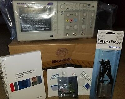 Tektronix Tds2002 Digital Oscilloscope