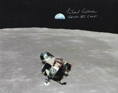 Michael Collins ( Apollo 13 ) SIGNED 8X10 PHOTO AUTOGRAPH REPRINT