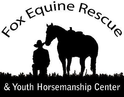 Fox Equine Rescue & Rehabilitation