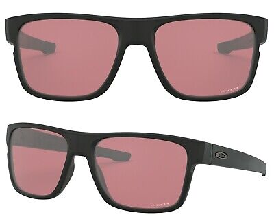 Oakley Herren Sonnenbrille OO9361-17 57mm Crossrange Prizm Dark Golf F S2 H