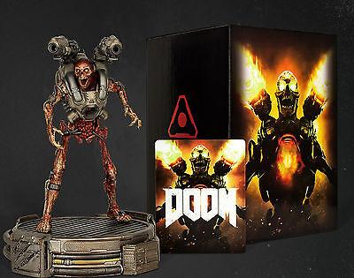 """Revenant-Statue und BD im Steel Case: Die """"Collector's Edition"""" gibt's für PC, PS4 und XboxOne. (© Bethesda/Zenimax)"""