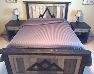 Free Night Stand with Bed Frame Purchase