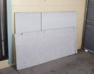 Three Sheets of Pegboard Ethelton Port Adelaide Area Preview