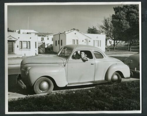 Vintage Car Photo 1941 Plymouth Coupe 422048