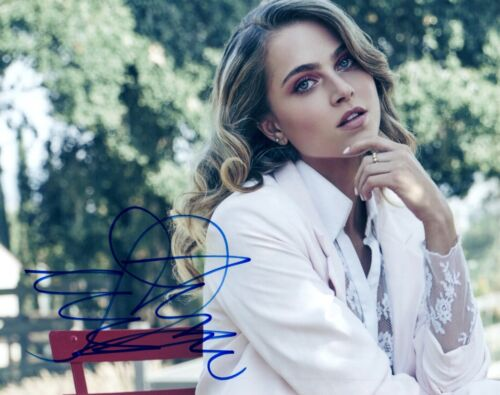 Anne Winters Signed Autographed 8x10 Photo 13 Reasons Why Sexy Actress COA