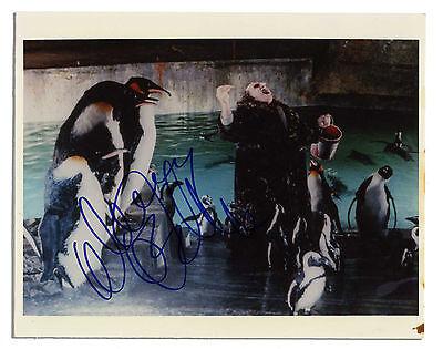 Danny Devito Batman 8X10 Signed Photo  Wehrmann Coa