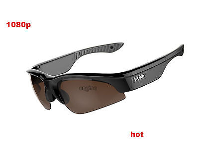 NEW biker Full HD 1080P Eyewear Camera HDDVR Video Sunglasses Cam 8G E6B engine