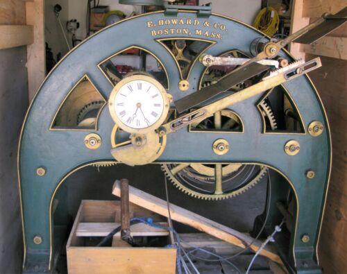 Edward Howard Tower Clock