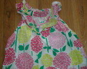 Mini Boden Flower Dress