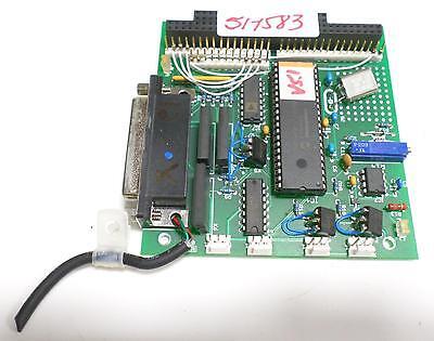 Microchip Processor Board 071450v