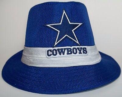 Cowboys Hat Fedora For Men For Women NATION FAN BLACK FRIDAY CHRISTMAS GIFT - Christmas Fedora
