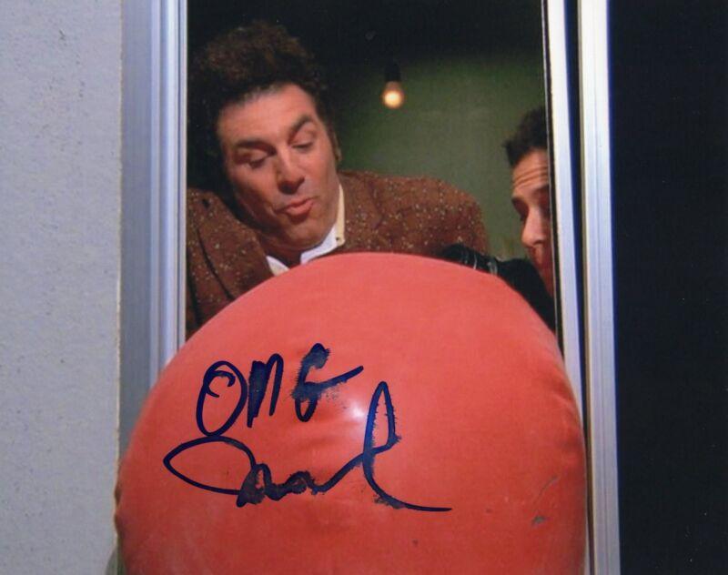 Jarrad Paul Seinfeld TV Show Kramerica Signed 8x10 Photo w/COA #3