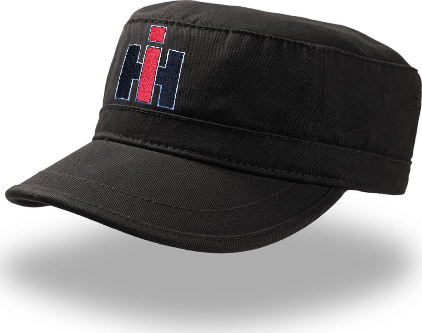 Warrior Cuba-Cap Kappe Mütze Military bestickt mit IHC -  Logo, Namenszug