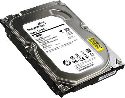 NEW NEVER BEEN USED SEAGATE 1 TERABYTE DESKTOP HARD DRIVE