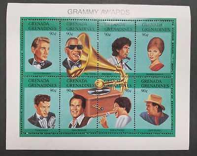 Grenadines - GRAMMYS, Barbra Streisand Error, Garth Brooks, Bob Dylan, Sinatra