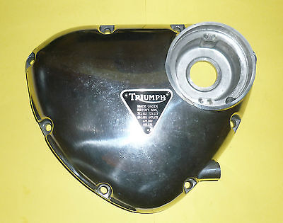 NEW TRIUMPH BONNEVILLE T120 T140 71 7318 TIMING COVER UK MADE BY LF HA
