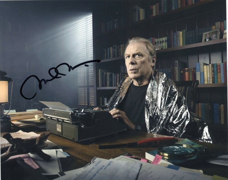 Michael McKean Better Call Saul Chuck McGill Signed 8x10 Photo w/COA #1