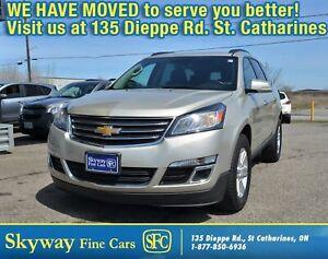 2013 Chevrolet Traverse LT  7 PASSENGER|REMOTE START|REAR CAMERA