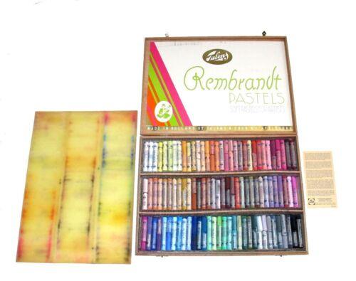 Vintage Rembrandt Soft Pastels 96 Set