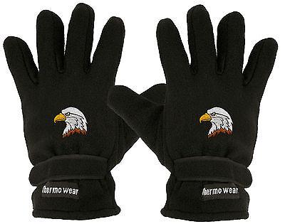 Handschuhe Fleecehandschuhe Thermo Fingerhandschuhe Adler - Adler Handschuhe