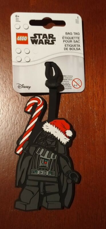Star Wars Darth Vader Christmas Bag Tag