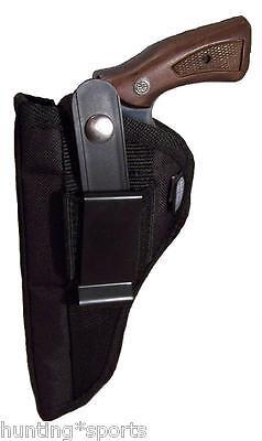 """Revolver Gun Holster fits Taurus 627 Tracker 4"""" barrel"""