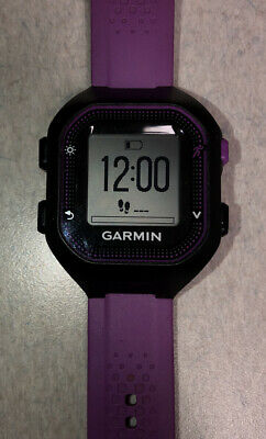 Garmin Purple/Black Forerunner 25 GPS Running Watch