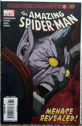 The Amazing Spiderman #586 - NM or better