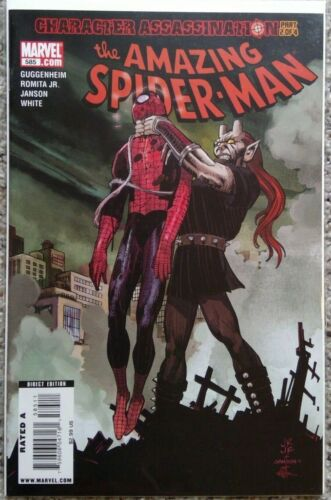The Amazing Spiderman #585 - NM or better