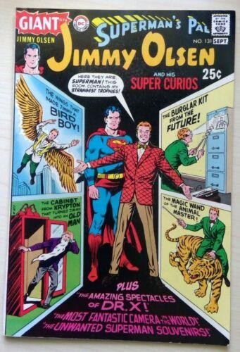 Superman's Pal Jimmy Olsen #131
