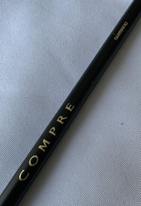 "Shimano COMPRE CO66HB 6'6"" 12-25Lb Casting Fishing Rod"