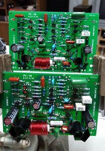 HAFLER DH500/220/200/XL600 AMPLIFIER UPGRADE: ASSEMBLED PC-1 DRIVER BOARDS