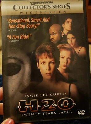 Halloween H2O (DVD, 1999) Jamie Lee Curtis B134](Halloween 2 Jamie Lee Curtis)