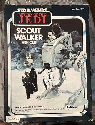 Palitoy Star Wars Scout Walker Vehicle