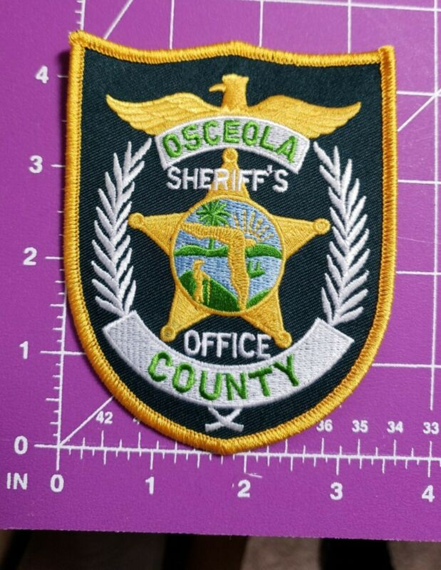 Osceola County Florida Sheriff