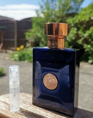 Versace Dylan Blue Pour Homme 1ml Sample