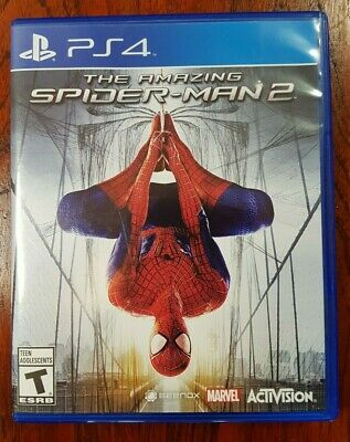 The Amazing Spider Man 2 (PlayStation 4, 2014) Spider-Man PS4 - Tested