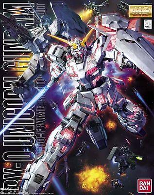 Bandai Hobby MG 1/100 Unicorn Gundam  Model Kit