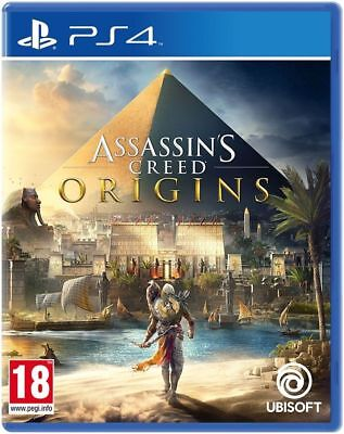 ASSASSIN'S CREED ORIGINS PS4 - PLAYSTATION 4 - ITALIANO ITA 300095034 - PROMO !