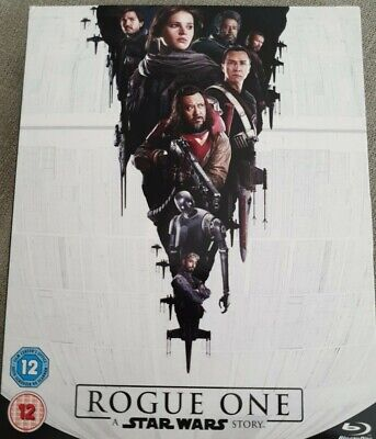 Rogue One: A Star Wars Story with Slipcover  Blu-ray 2017