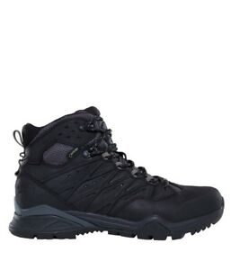 bbf4b31d936 The North Face Hedgehog Hike II Mid GTX Hiking BOOTS UK 8.5 Black