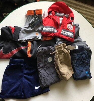 Toddler Boys Clothing  18 - 24 Month 2T Carter's And Nike
