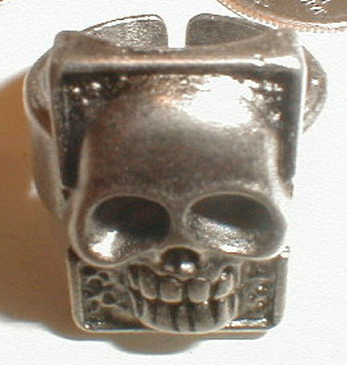 The Ghost Who Walks Phantom Skull Ring From the 1996 Movie Giveaway