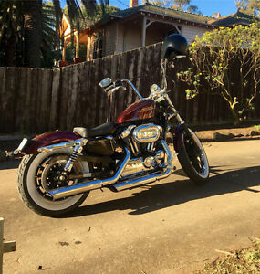 Harley Davidson sportster Maffra Wellington Area Preview