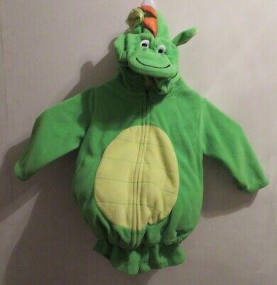 Old Navy Dragon Halloween Costume (OLD NAVY DRAGON HALLOWEEN COSTUME Dinosaur 6-9 Months 2 Piece Nice Used Set)