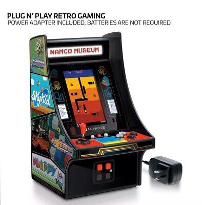 My Arcade Official NAMCO MUSEUM Mini Player Retro Machine 20 Game PAC MAN Mint10