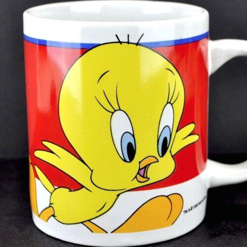 Tweety Bird Looney Tunes Vtg Coffee Mug Cup 1998 Gibson Warner Bros Canary